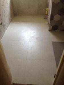 Pavimento gres effetto cemento 60x60 rettificato rivestimento gres effetto cemento esagonale.